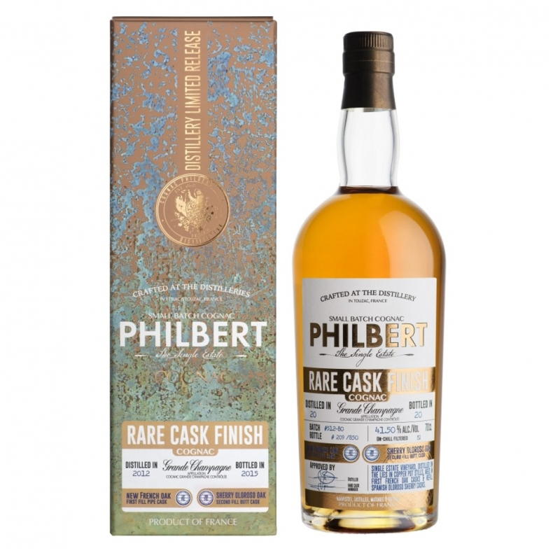 "Cognac Philbert ""Dovecote"" Craft Special - Cognac Spirits"