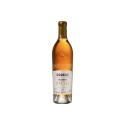 Cognac Jules Gautret Millésime 1970 - Cognac Spirits