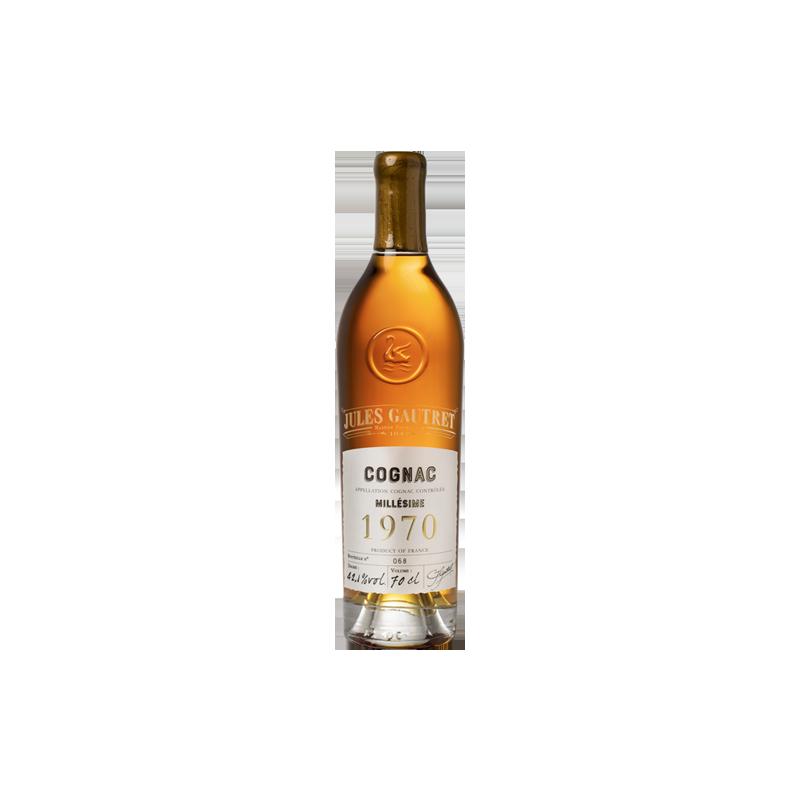 Cognac Jules Gautret Millésime 1982 - Cognac Spirits