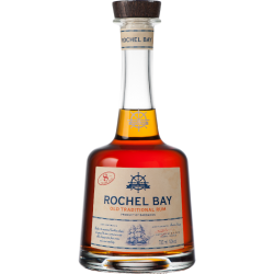 Rum Rochel Bay - Old Traditionnal - Cognac Spirits