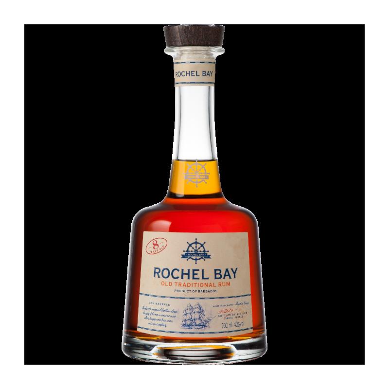Rum Rochel Bay - Old Traditionnal - Cognac Spirits