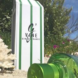 Gin G'Vine - Floraison et le sable chaud