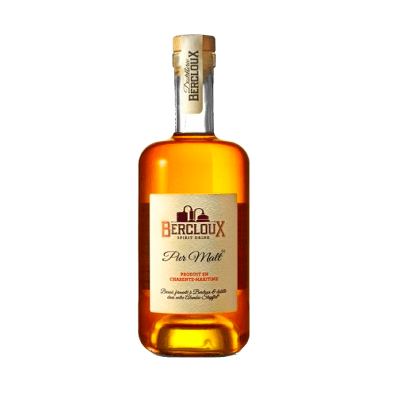 French Pur Malt Whisky Bercloux