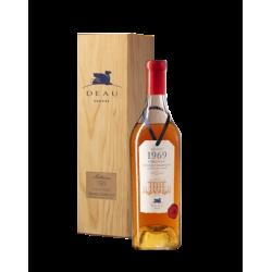 Cognac DEAU Millésime 1969...