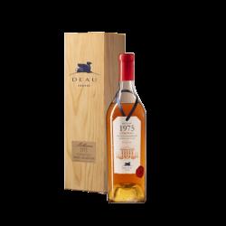 Cognac DEAU Millésime 1975...
