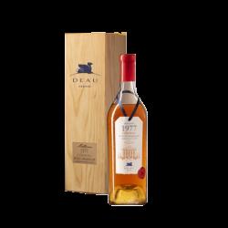 Cognac DEAU Millésime 1977...