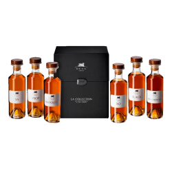 "Deau coffret ""Collection"" (6x20cl) - Cognac Spirits"