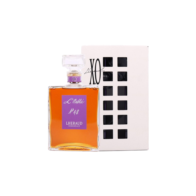 Cognac Lheraud - XO L'Oublie