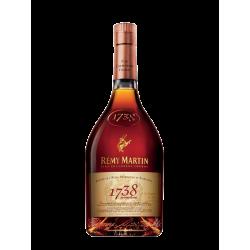 Cognac Rémy Martin 1738